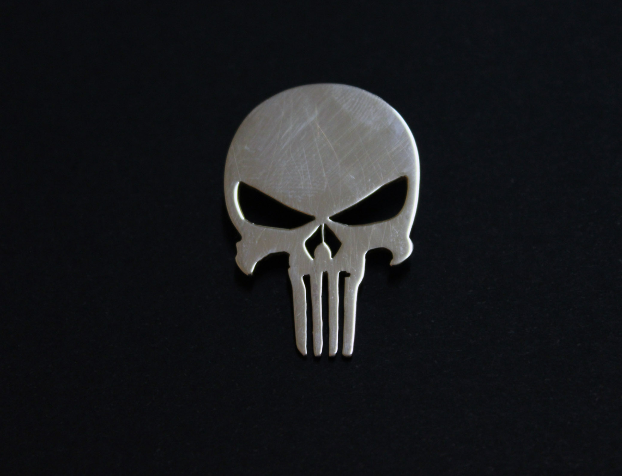 Calavera Punisher.