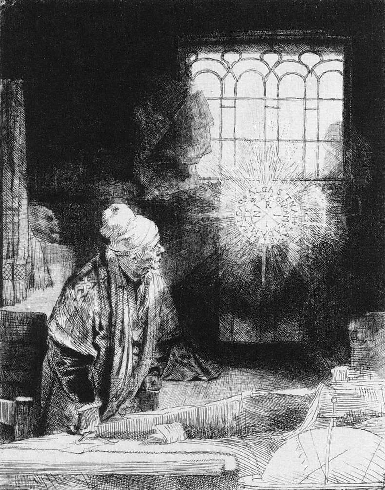 Rembrandt,_Faust